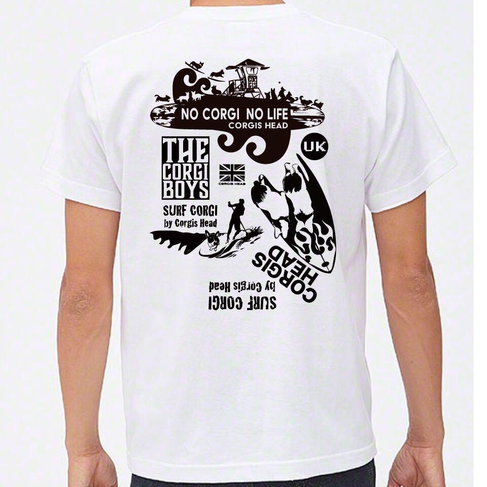No.2020-welshcorgi-0023  : 5.6oz 2020 サーフロゴ ランダム