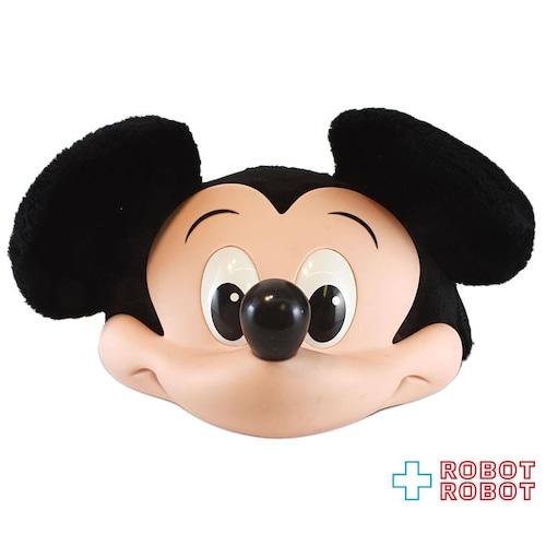 ミッキーマウス 3D ファンキャップ WDW 帽子 フリーサイズ