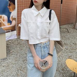 ダブルポケットショートシャツ RD8683