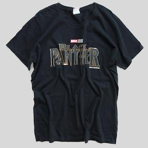 10年代 マーベル ブラックパンサー Tシャツ L