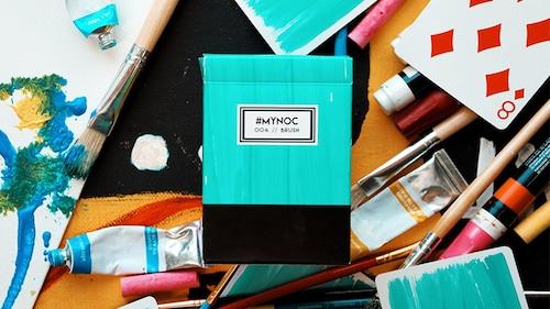 MYNOC: Brush Edition