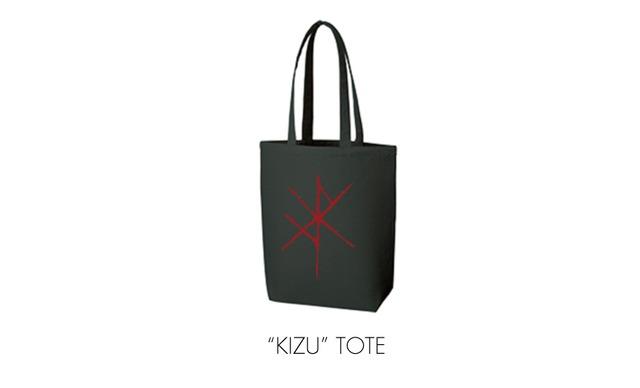 "Kazuma Kubota - "" KIZU"" Tote Bag"