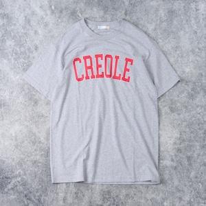"""【SANSE SANSE】S/S T-Shirt """"CREOLE"""" サンセサンセ 半袖 Tシャツ"""