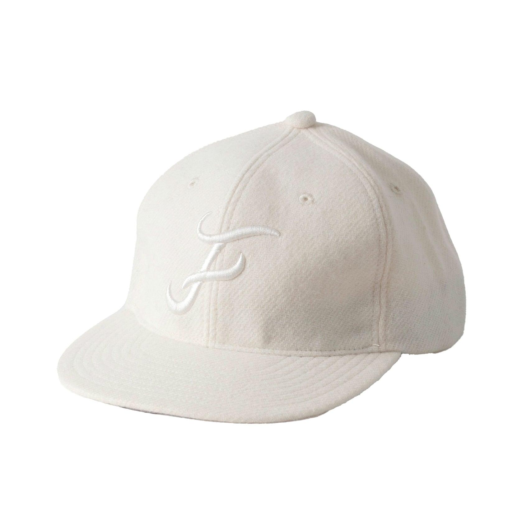 FRAVES BASEBALL CAP / WHITE - 画像1