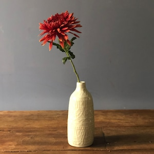 doily vase M