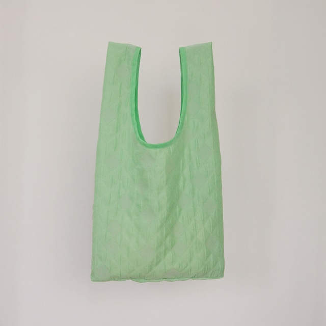 Piping hand bag ‐Mint