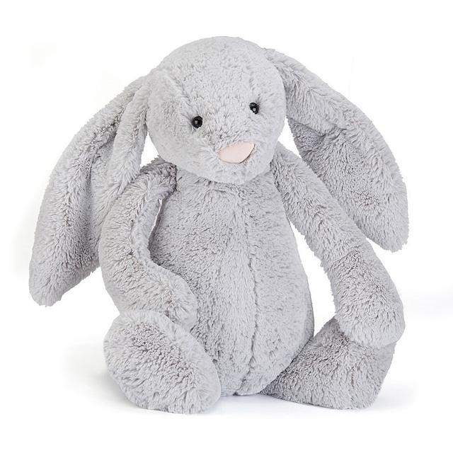 Bashful Silver Bunny Large_BAL2BS