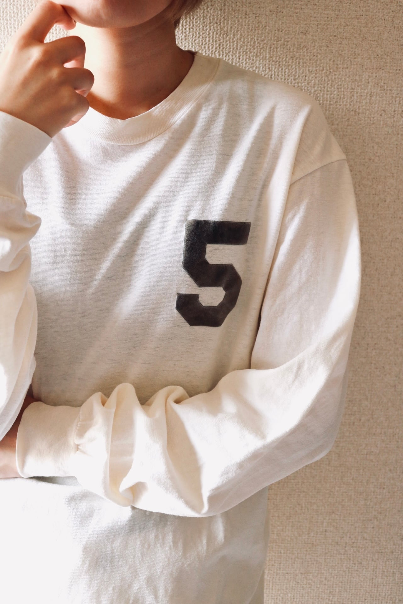 Vintage long sleeve t shirt