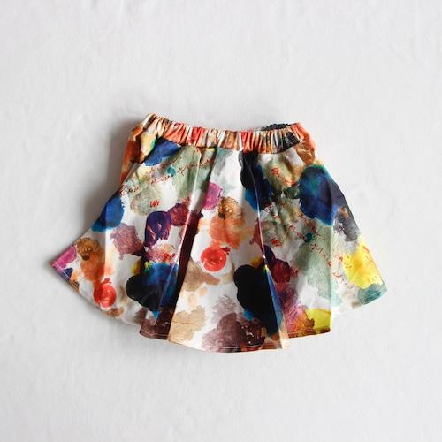 《WOLF & RITA 2021AW》LUISA shorts / BLUE AVALANCHE