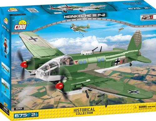COBI #5717 ハインケル He 111P4