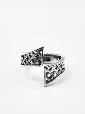 七宝文様リング(Cloisonne Pattern Ring)