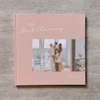 Simple pink-FAMILY_B5スクエア_10ページ/10カット_フォトブック