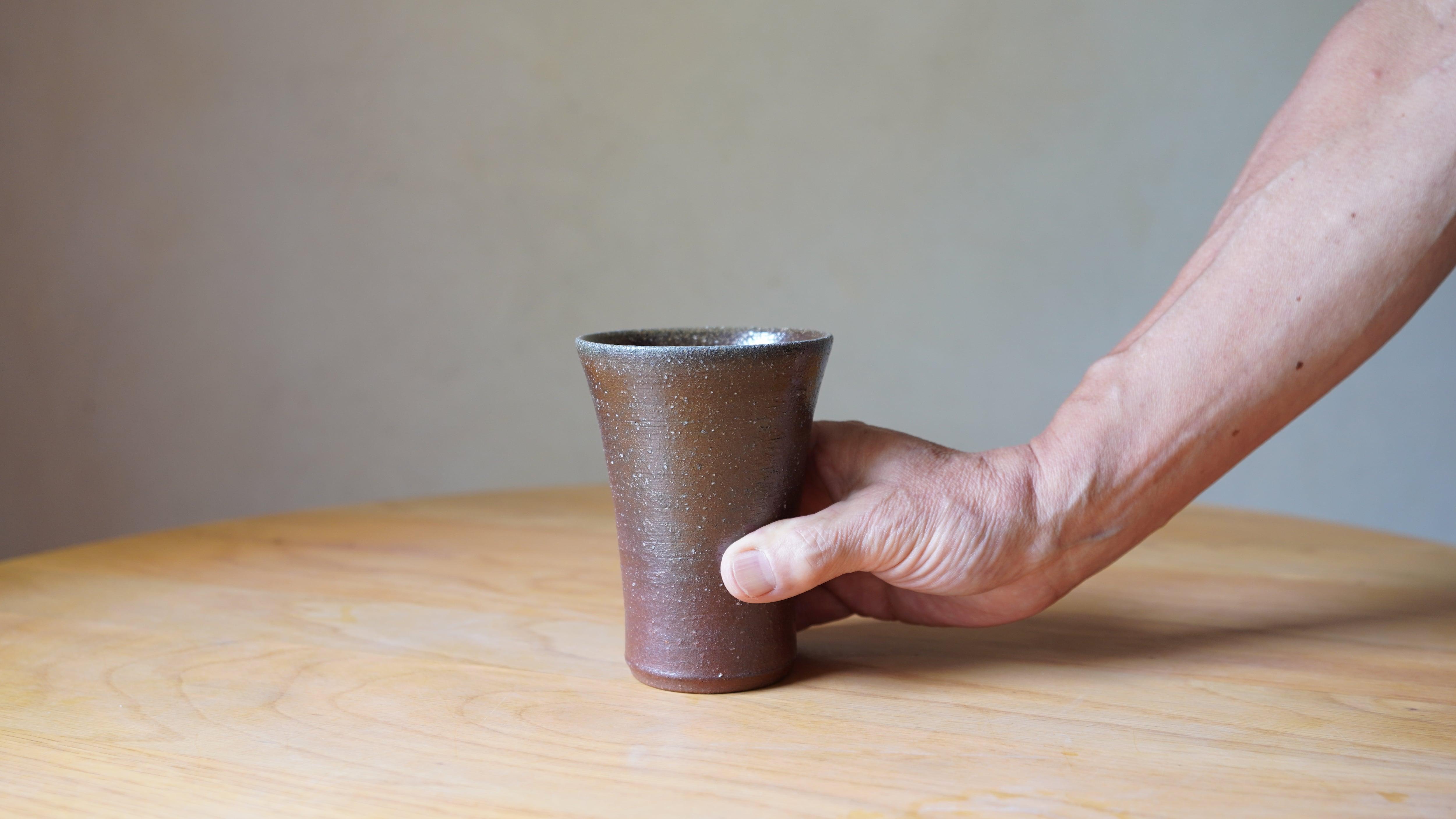 安田龍彦「フリーカップ」(wy-9)