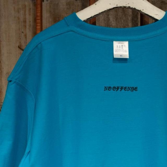 BELLRINGER【ベルリンガー】Reversible T-shirt(S/S) (BLUE/SIZE:L)