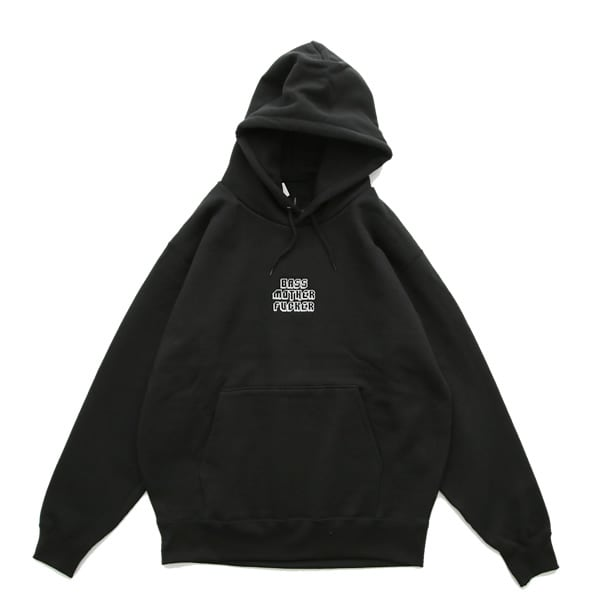 BMF|Logo EMB Pullover Hoodie