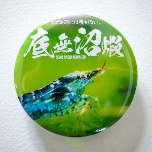 【同梱可】缶バッジ(アクア2種セット)