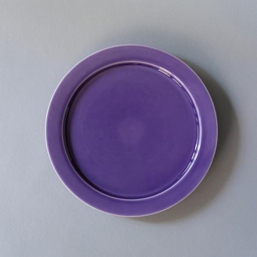 IWANAGA TABLEWARE  Sweets Plate (S) 【紫】
