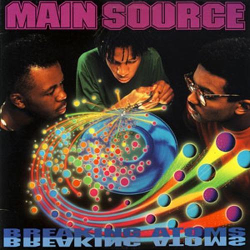 【ラスト1/CD】Main Source - Breaking Atoms(25th Anniversary Edition)