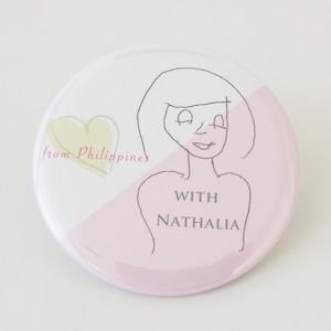 缶ミラー57mm 【NATHALIA】