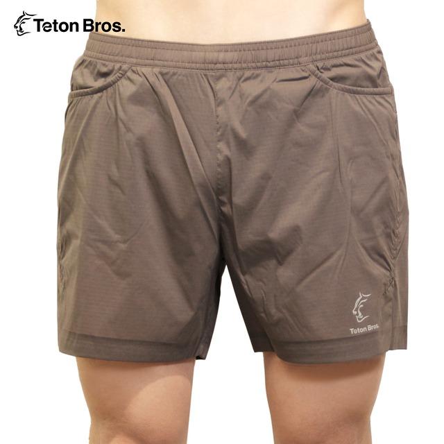 Teton Bros. ELV1000 5in short Brown