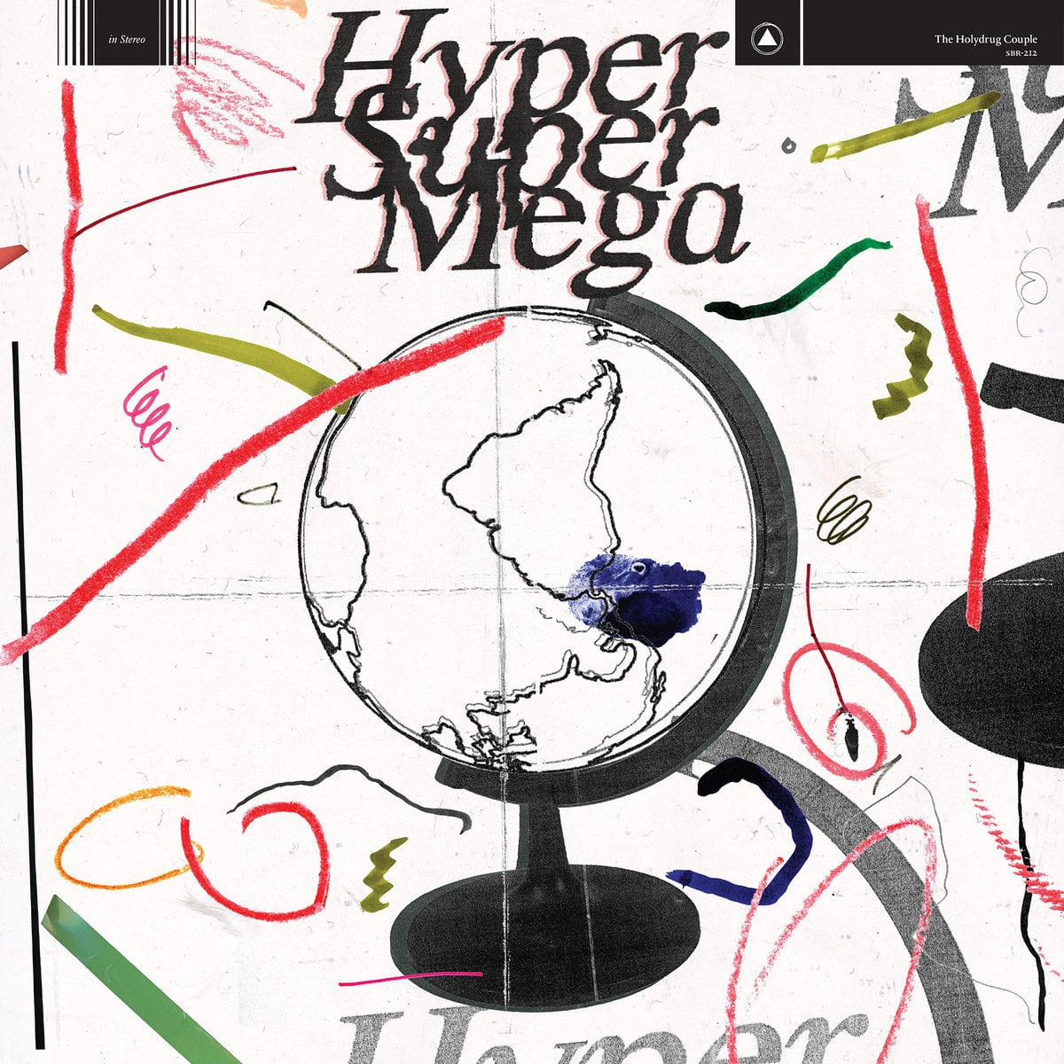 The Holydrug Couple / Hyper Super Mega(LP)