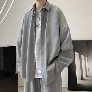 シンプルワンポケットシャツ BL9432