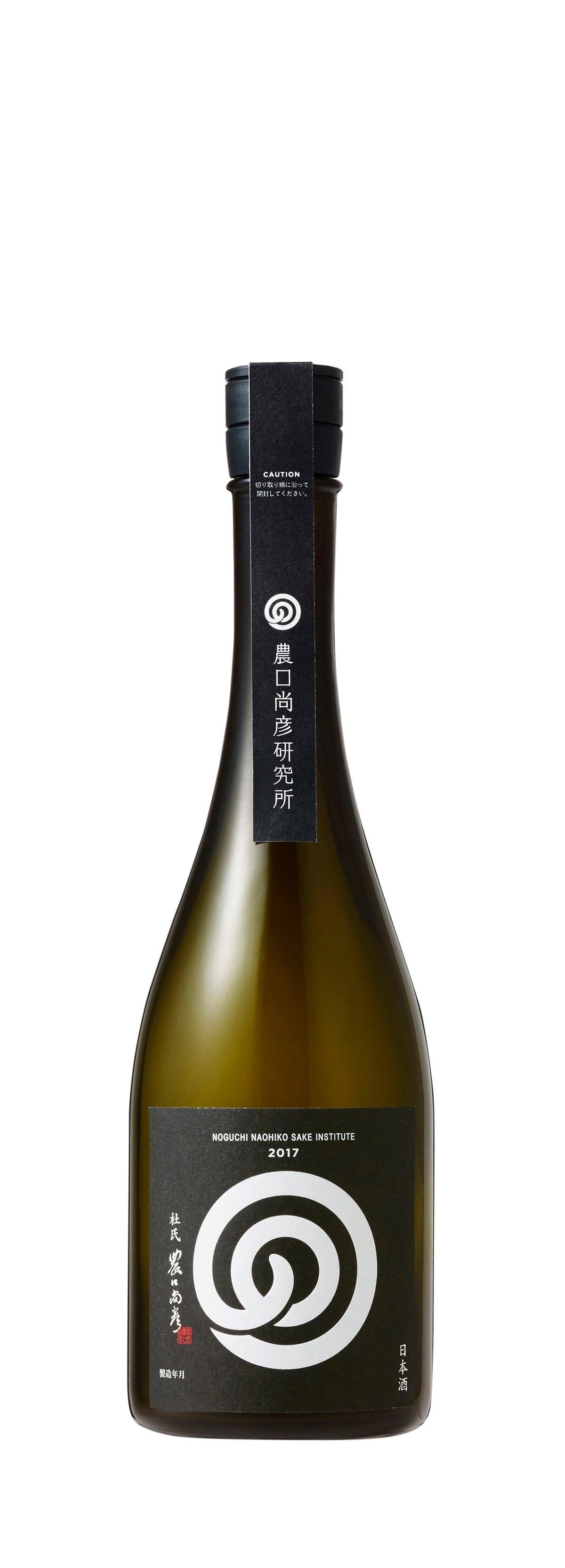 【クール便指定】農口尚彦研究所 無濾過生原酒 本醸造酒 2019 vintage 720ml