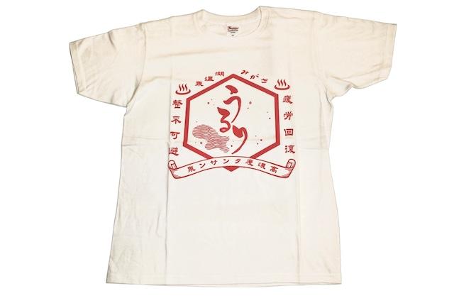 さがみ湖温泉うるり Tシャツ(赤)