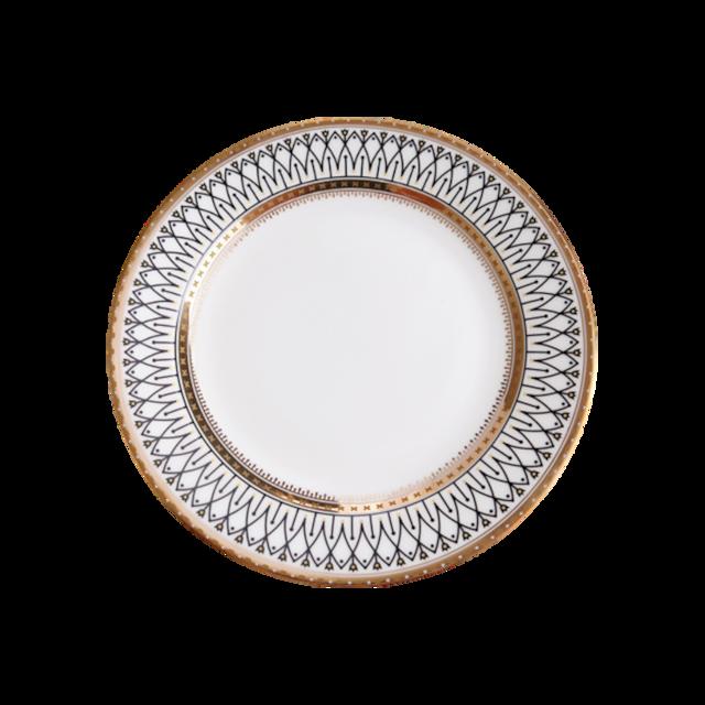 Gold line design frame plate 15.5cm  / ゴールドラインデザインフレームプレート 15.5cm