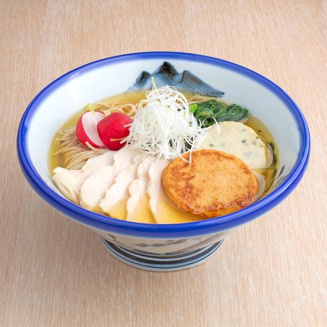 プロテインらーめん 3食入り(柚子塩)