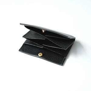 namecardcase - 2 - 名刺入れ - bk - vacchetta