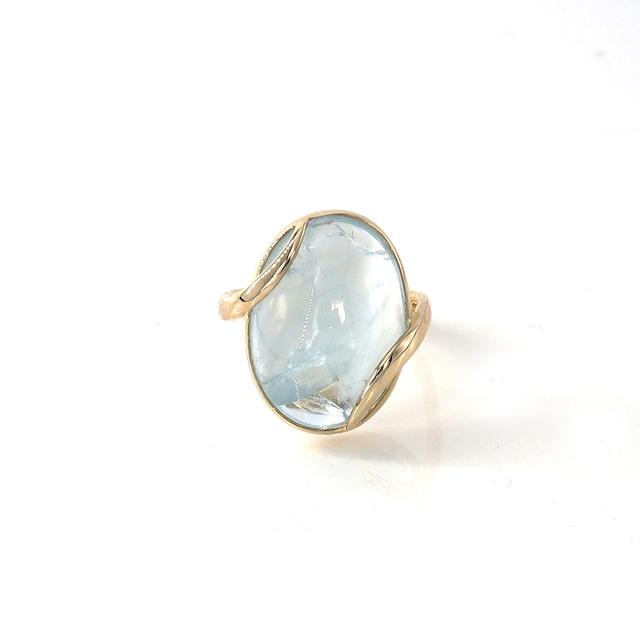 Muse Cabochon Ring