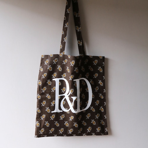 R&D.M.Co-/OLDMAN'S TAILOR C/F/P bag brown