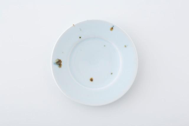 リム皿:5寸(01) / 人見 和樹