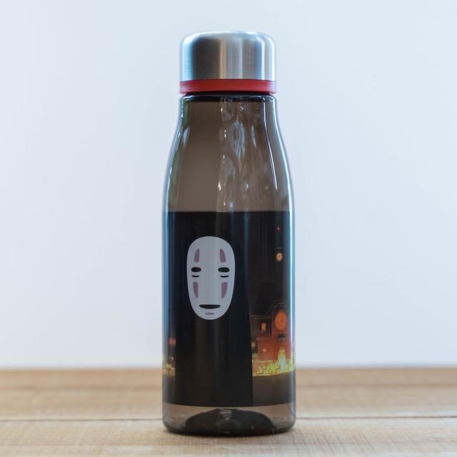 千と千尋の神隠し スタイリッシュブローボトル(500ml / カオナシ)