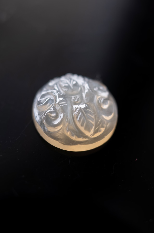 Carving Moonstone - 010