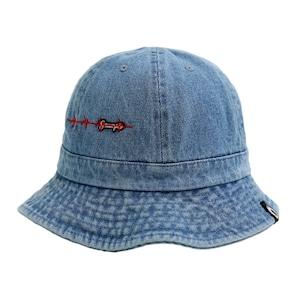 EXAMPLE EECG METRO HAT / LIGHT BLUE