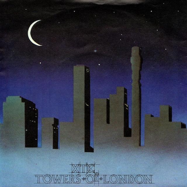 【7inch x 2・英盤】XTC  / Towers Of London