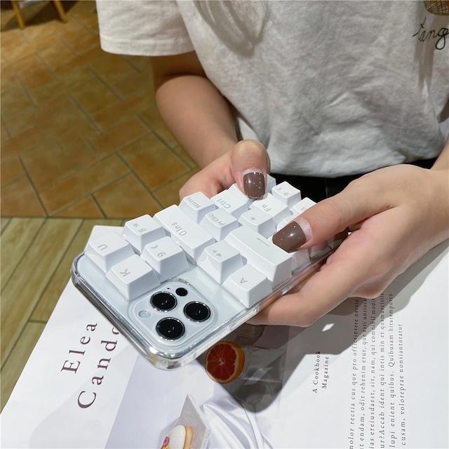 リアル!? 3D keyboard iphone case