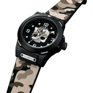 【HYDROGEN WATCH ハイドロゲンウォッチ】HW324208-SK/SPORTIVO SKULL COLLECTION スポルティヴォ スカルコレクション(カモフラ)/国内正規品 腕時計