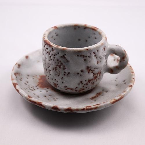 鼠志野 コーヒーカップ  Nezumishino Coffee Cup