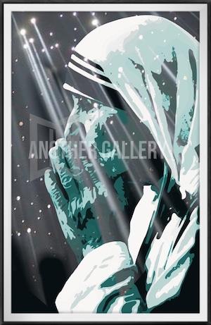 silver~Mother Teresa