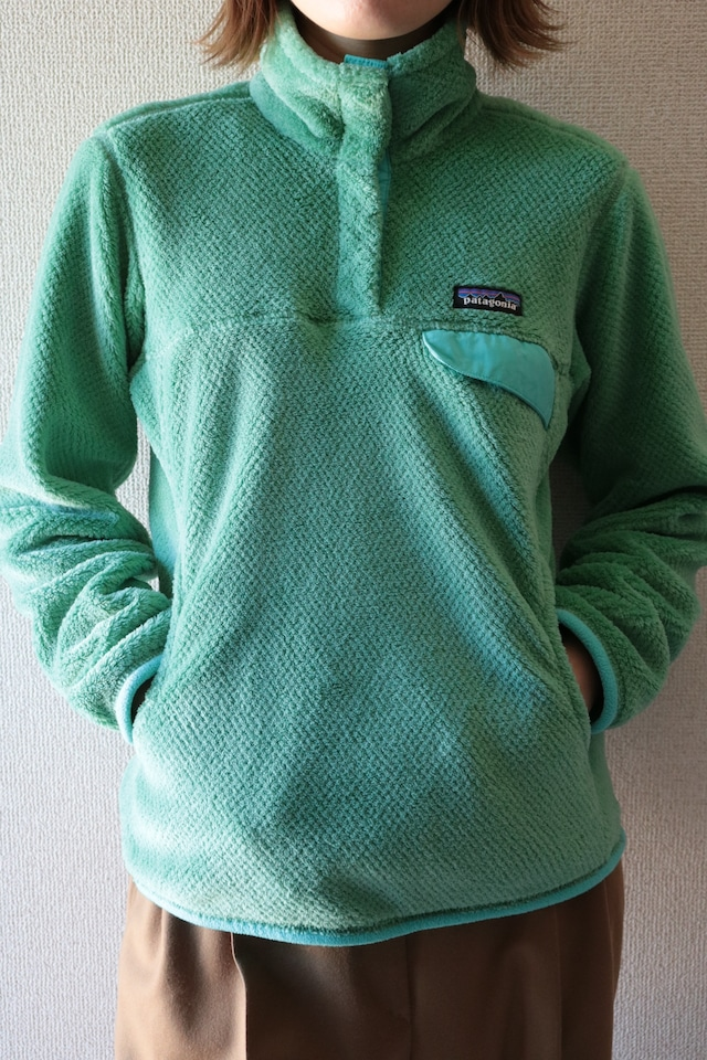 patagonia Re-tool fleece pullover tops