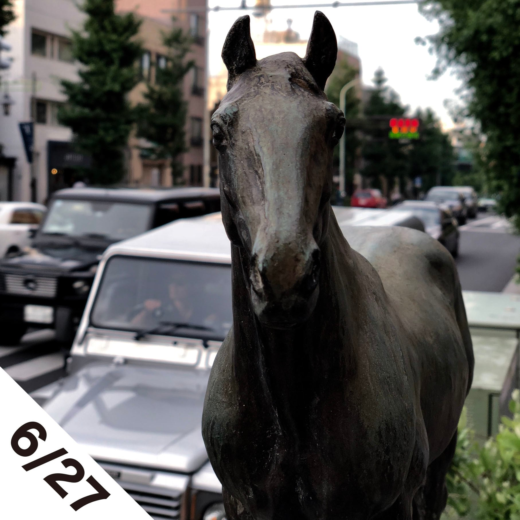 馬TEE・馬CAP 「製作日記」