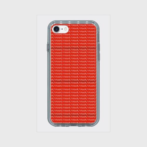 UYAMA iPhone ハードケース 赤