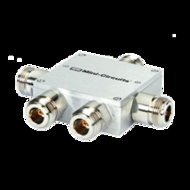 ZA4PD-4-N+, Mini-Circuits(ミニサーキット)    RF電力分配器・合成器(スプリッタ・コンバイナ), Frequency:2000 to 4200 MHz , 分配数:4 WAY-0°