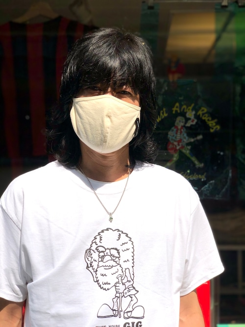 【ARCHIVE】MUSIC HOUSE GIG T-shirts