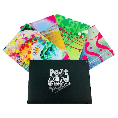 ポストカード4枚セット(2種類)