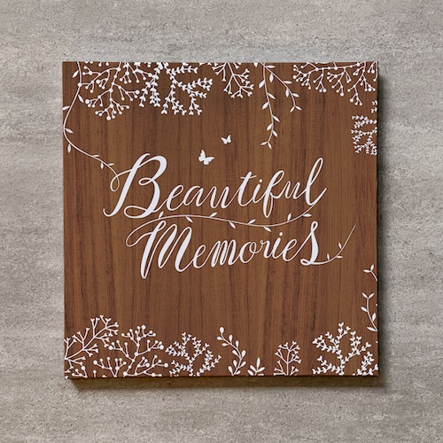 Tree's Board(Brown)-FAMILY_B5スクエア_10ページ/10カット_フォトブック