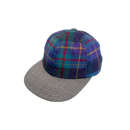 BROWN by 2-tacs / WINTER MADRAS CAP